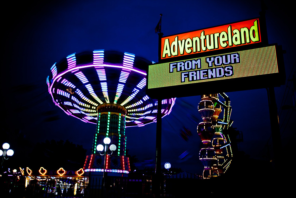 ny 360 tours adventureland amusement park